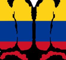 Viva Colombia! Sticker