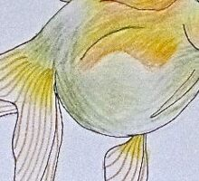 One Fish Sticker