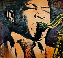 All That Jazz! by Mary Ellen Garcia