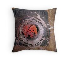Delirium Throw Pillow