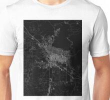 Tucson map Arizona Unisex T-Shirt