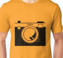 Camera - Because Cameras are Cool Unisex T-Shirt