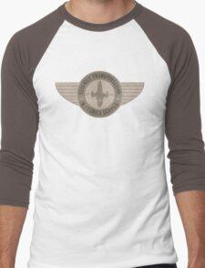 Serenity Transportation & Courier Service Men's Baseball ¾ T-Shirt