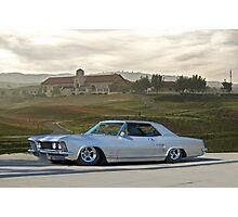 1963 Buick Riviera Custom Photographic Print