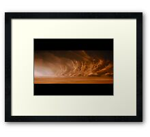 What a lovely day... Framed Print