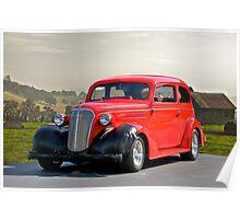 1936 Chevrolet Sedan II Poster