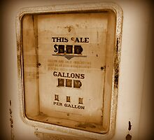 30 Cents Per Gallon by trueblvr
