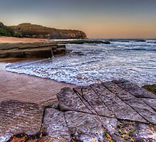 Turimetta NYE Sunset by Ian English