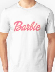 Barbie Logo Unisex T-Shirt