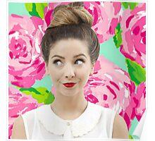 Zoe Sugg Poster