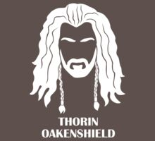 An Unexpected Tshirt: Thorin Oakenshield by geeksweetie