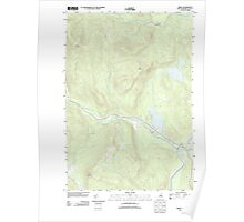 USGS TOPO Map New Hampshire NH Errol 20120508 TM Poster