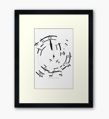 Dark Hour Framed Print