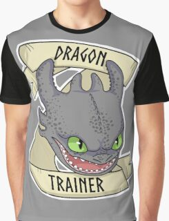 Toothless - Dragon Trainer Graphic T-Shirt