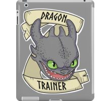 Toothless - Dragon Trainer iPad Case/Skin