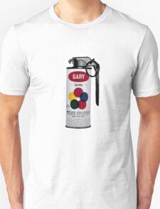 Gary Gorilla Can Grenade Unisex T-Shirt