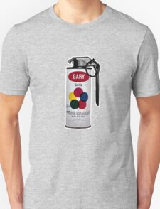Gary Gorilla Can Grenade T-Shirt