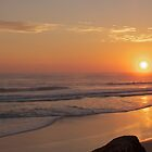 Kingscliff sunrise by sarcalder