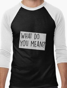 Justin Bieber - What do you mean? T-Shirt