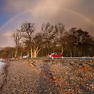 Sunlight+Rain=Rainbow by Brian Kerr