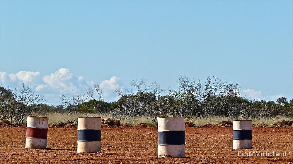 Winning Weekend - Lyndon Station, Western Australia. by Fiona Mulholland