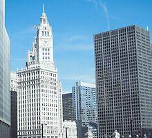 The Tribune Tower, Chicago by kalikristine