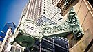 The Old Marshall Field's Building by kalikristine