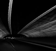 Tunnel Vision by Michael Sanders