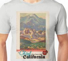 Vintage poster - California Unisex T-Shirt