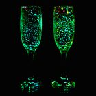 Champagne glasses by DerekWells