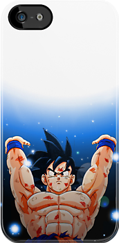 Dragon Ball Goku by falcon333