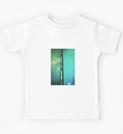 Clouds On The Wall Kids Tee