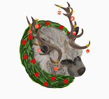 The Grumpy Christmas Hyena T-Shirt