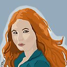 Amelia Pond by TesniJade