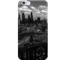 London From St Paul's Cathedral iPhone Case/Skin