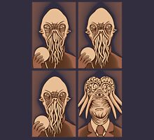Ood One Out - Dalek Unisex T-Shirt