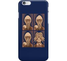 Ood One Out - Dalek iPhone Case/Skin