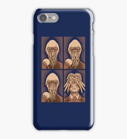 Ood One Out - Dalek iPhone Case/Skin
