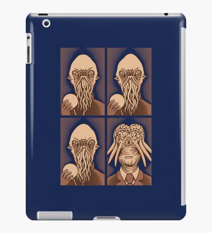 Ood One Out - Dalek iPad Case/Skin