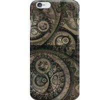 Dark Machine iPhone Case/Skin