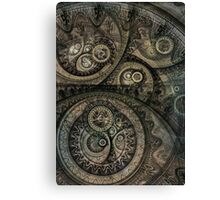 Dark Machine Canvas Print