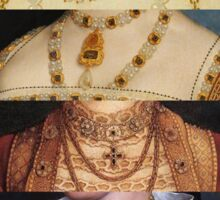 Six Wives of Henry VIII Sticker