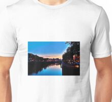 Nightfall On The Liffey Unisex T-Shirt