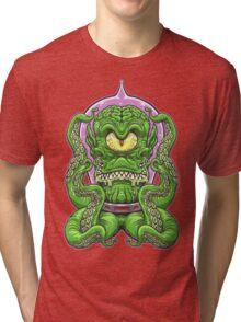 I COME IN PEACE Tri-blend T-Shirt