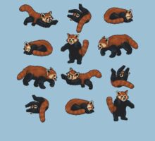 Red Pandas Kids Clothes