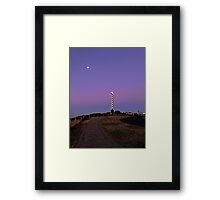 Bunbury Lighthouse - Western Australia  Framed Print