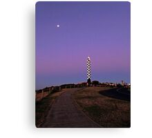 Bunbury Lighthouse - Western Australia  Canvas Print