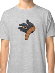 Red Panda rolling Classic T-Shirt