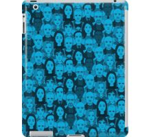 Breaking Bad Characters - Blue iPad Case/Skin