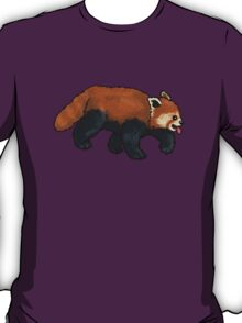 Red Panda walking T-Shirt